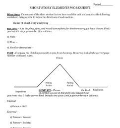 free plot diagram template 05 [ 798 x 988 Pixel ]