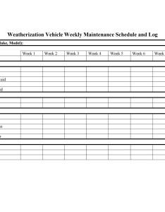 Free vehicle maintenance log template also printable templates lab rh templatelab