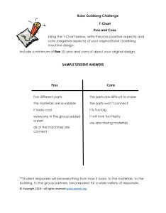 Free pros and cons also printable lists charts templates template lab rh templatelab