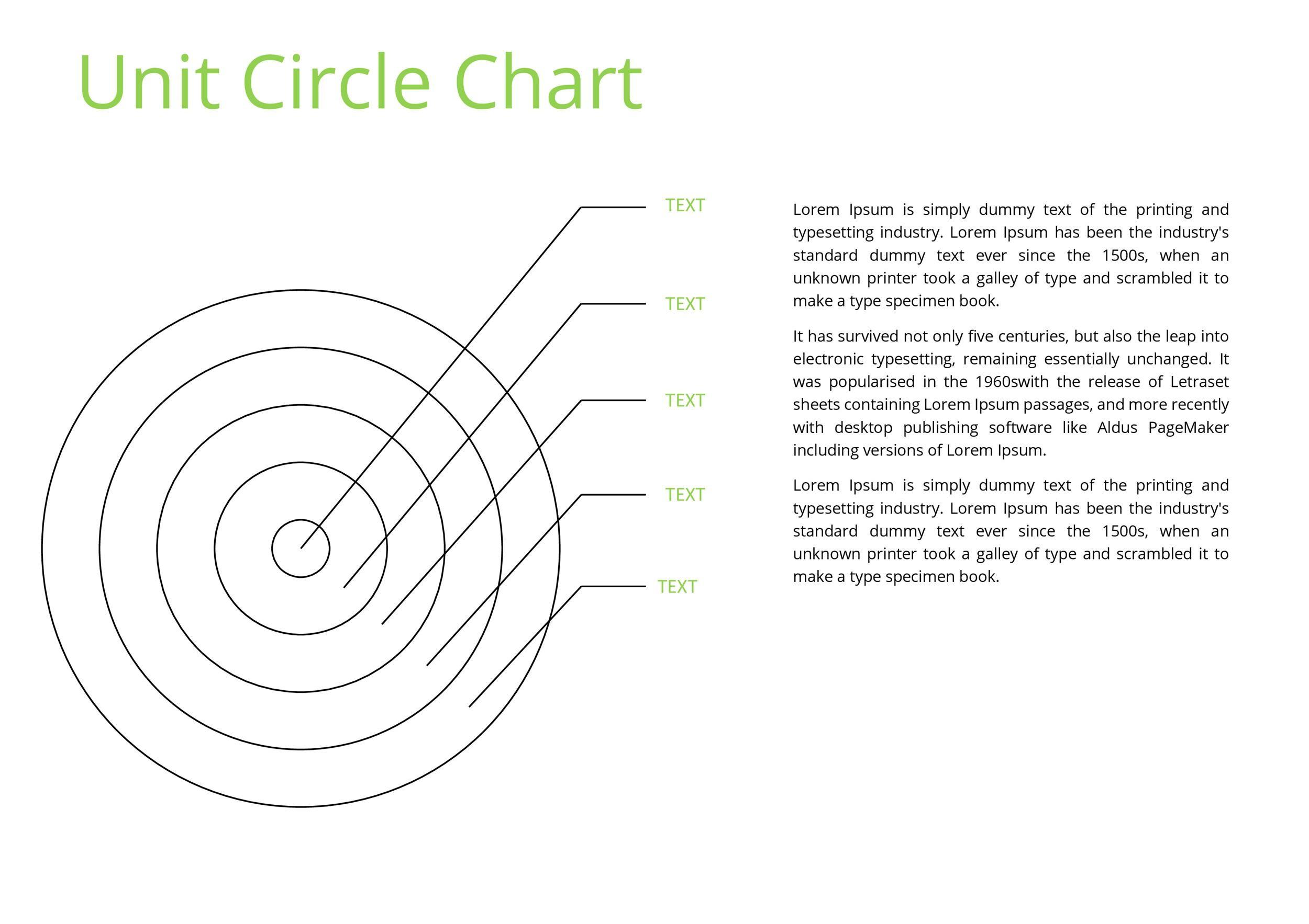 photo relating to Degree Wheel Printable identify 42 Printable Product Circle Charts Diagrams (Sin, Cos, Tan, Cot