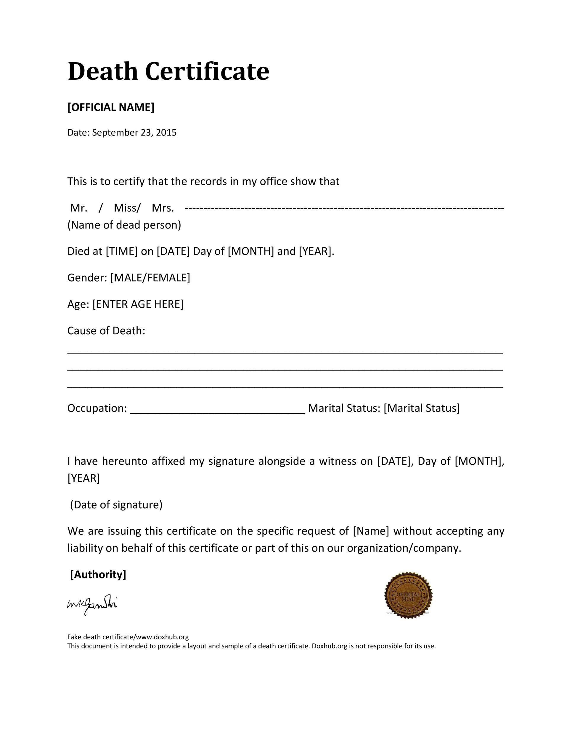 37 Blank Certificate Templates 100 Free Templatelab