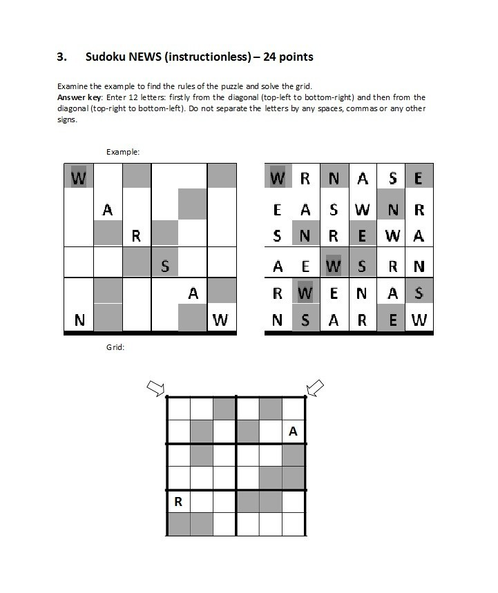 50 Blank Sudoku Grids [Free & Printable] ᐅ Template Lab