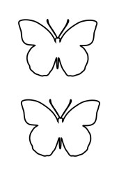 50 Printable & Cut Out Butterfly Templates 🦋 ᐅ TemplateLab