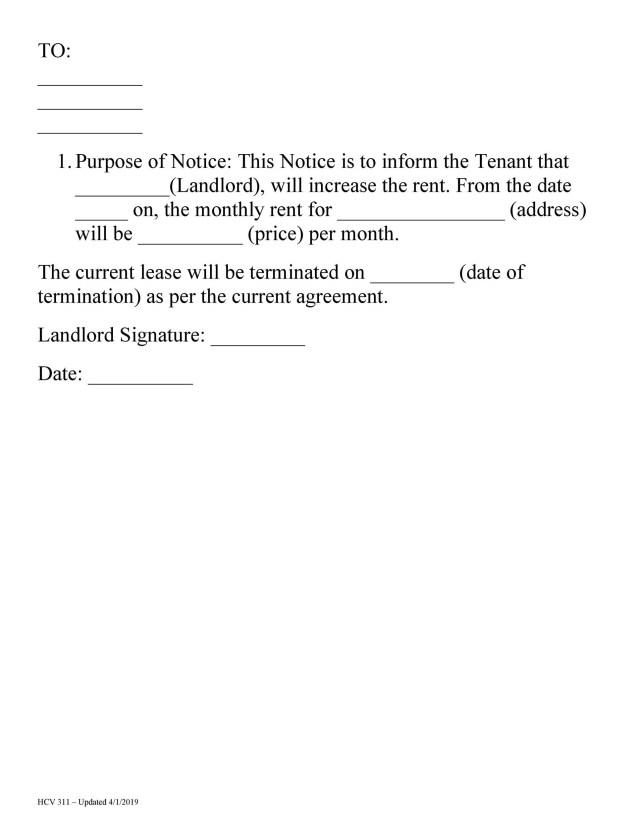 letter stating i pay rent