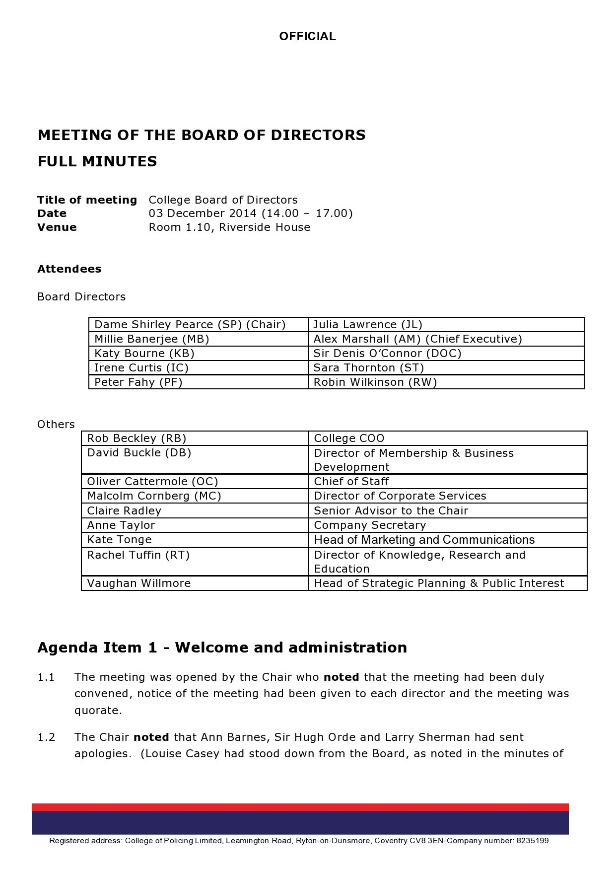 03/01/2018· board of directors annual meeting agenda (free template) jan 03. 40 Board Meeting Agenda Templates 100 Free Á… Templatelab