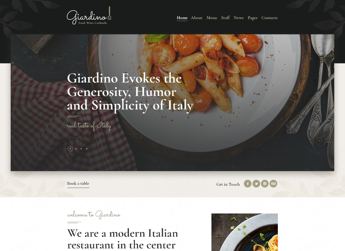 Lauch A Site For Your Restaurant With Best Food And Product Delivery Wordpress Themes Templatemag