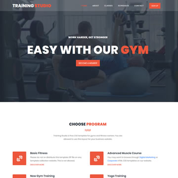 28/06/2019· sometimes choosing a perfectly suitable website template may a hard choice. 565 Free Html Css Website Templates By Templatemo
