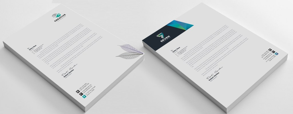 Best Letterhead Templates