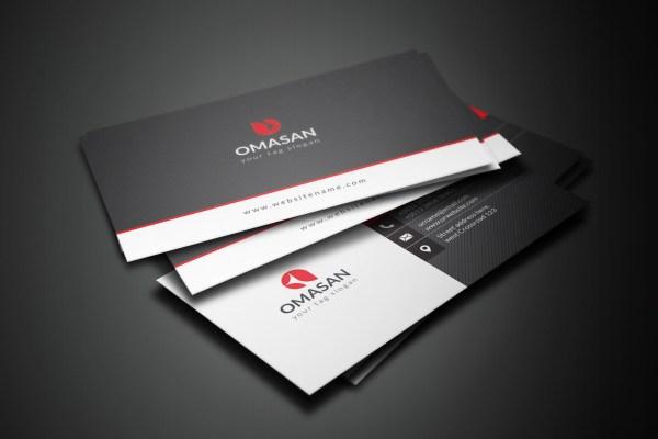 PSD Elegant Business Card Templates