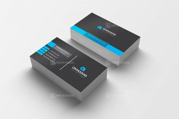 PSD Modern Business Cards