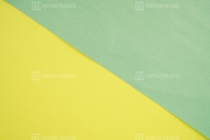 Green color geometric background