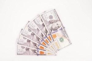 Six Hundred Dollar Banknotes