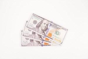 Three Hundred Dollar Banknotes