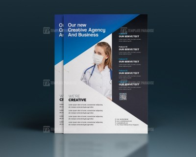 PSD Medical Flyer Template
