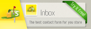 inbox contact form shopify app