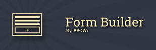 powr form builder shopify app