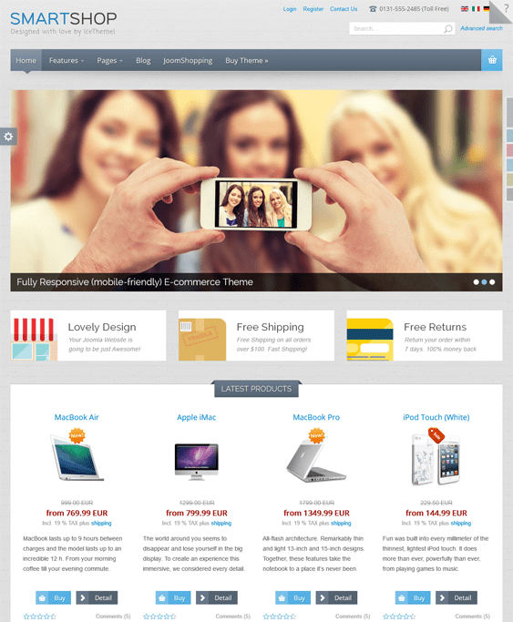 smartshop joomshopping theme