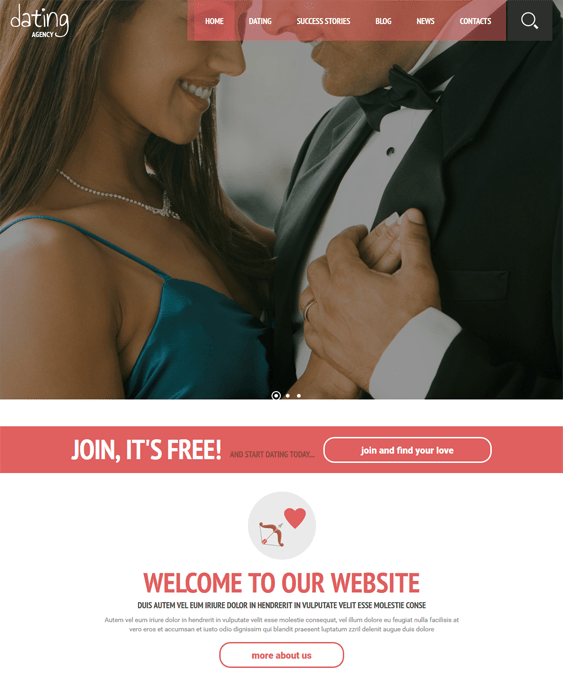 dating website wordpress plugin photo