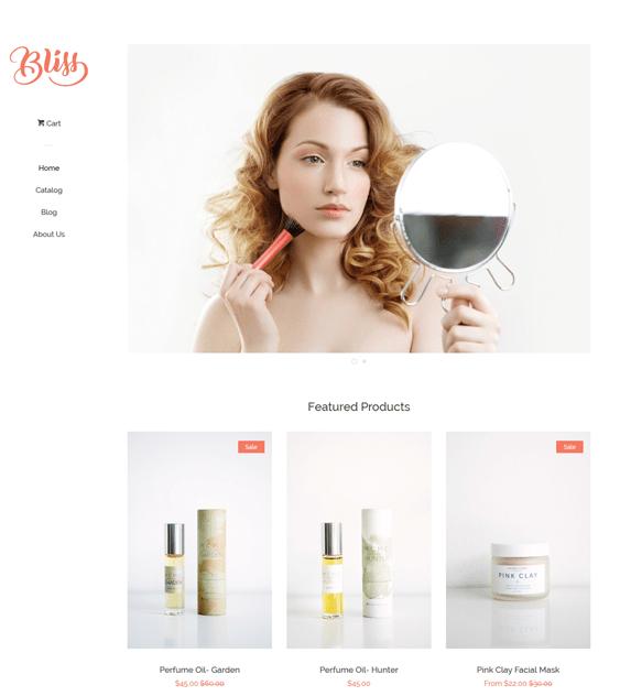 pop health beauty shopify theme