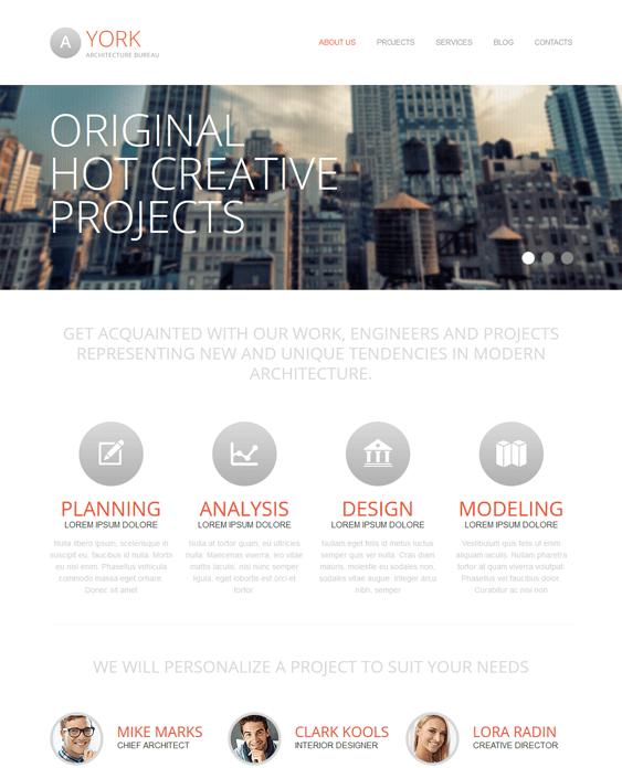 architecture idea architect drupal themes