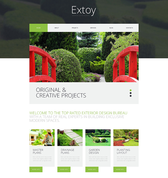 art gardener landscaping wordpress themes