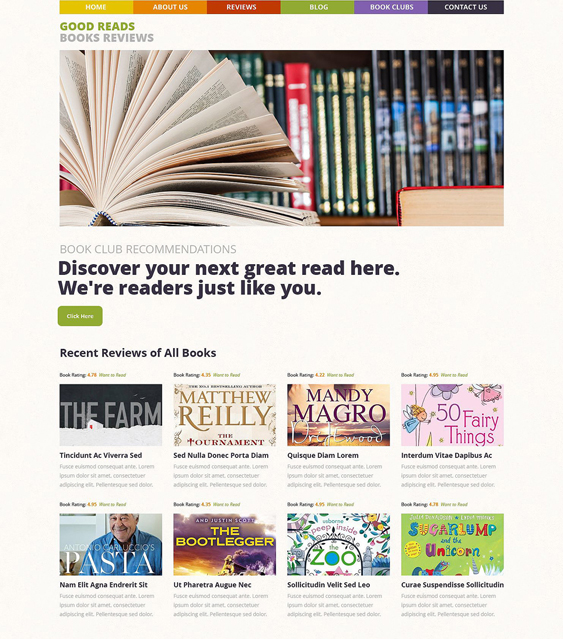books writers wordpress themes reviews
