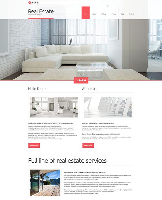 real estate wordpress themes 2