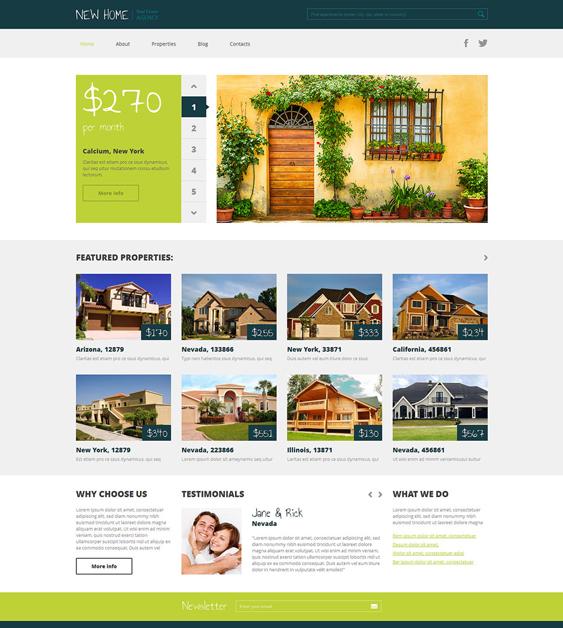 real estate wordpress themes 4