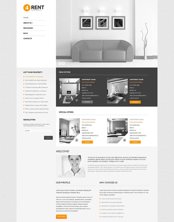 real estate wordpress themes 6