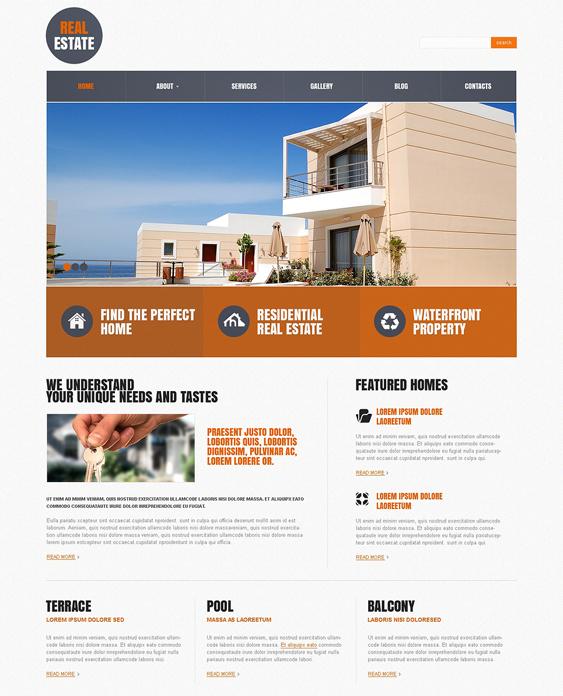 real estate wordpress themes 7