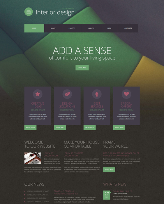 interior2 dark wordpress themes
