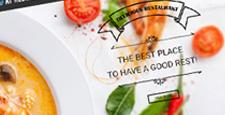 more best joomla restaurant templates feature