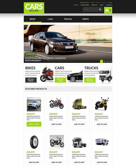 auto responsive virtuemart themes