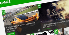 more best gaming wordpress themes feature