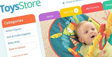 more best kids opencart themes feature