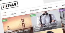more best news magazine joomla themes feature