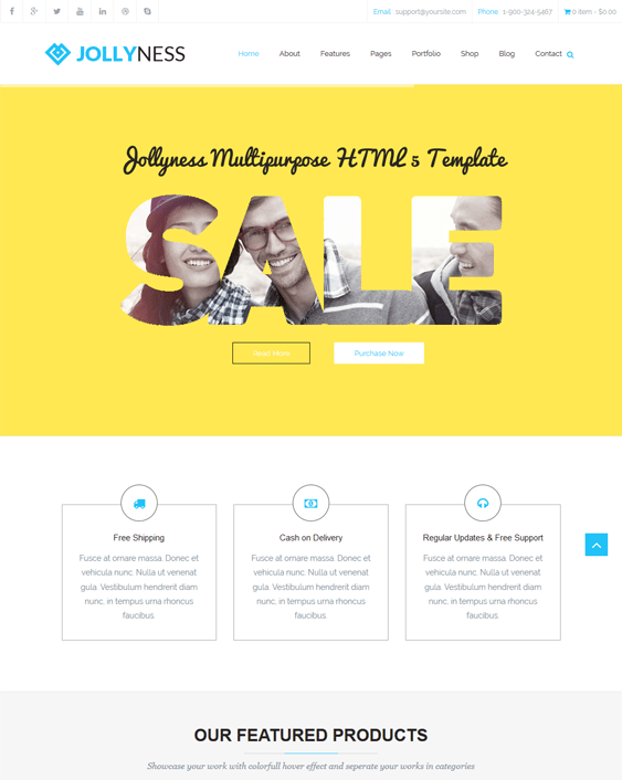 jollyness hikashop themes