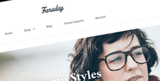 more best minimal shopify themes feature