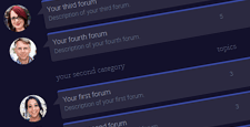 more best responsive phpbb3 themes feature
