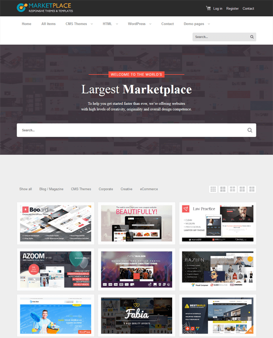 wordpress marketplace easy digital downloads wordpress themes