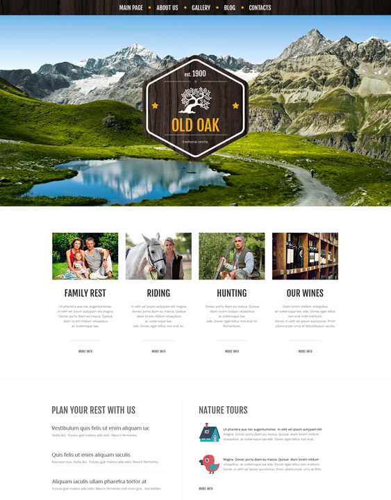 favorable farms agriculture wordpress themes