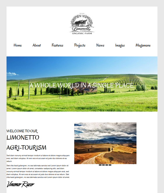 limonetto travel wordpress themes