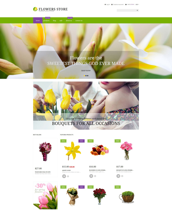 florists plant stores shopify themes flower shop