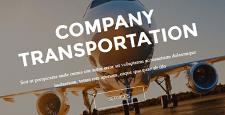 best transportation joomla templates feature