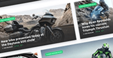 sleek car automotive vehicle wordpress themes feature