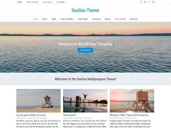 seasun free masonry wordpress themes