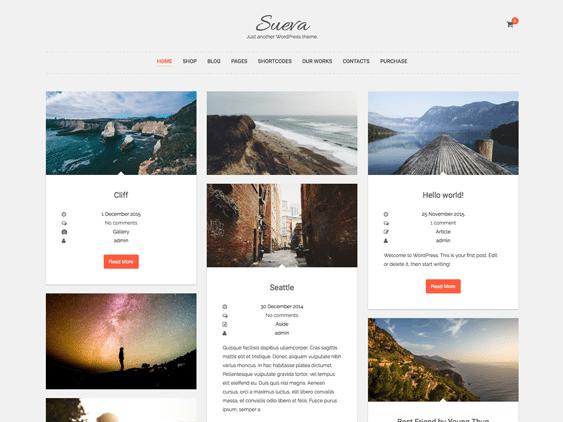 sueva free masonry wordpress themes