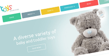 best woocommerce themes babies children kids feature