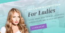 best hair salons beauty spas joomla templates feature