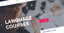 best education drupal themes feature